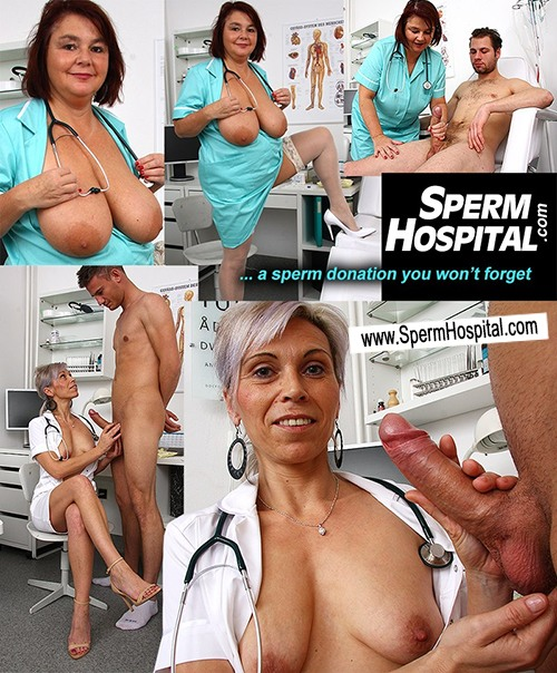 SpermHospital.com - Top Uniform Milf Sex Porn Site