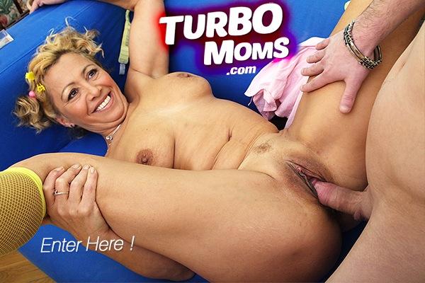 TurboMoms.com presents the best milf sex videos